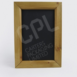 Chalkboards | Flat Frame Display Board