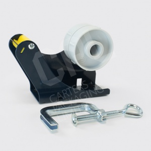CBD50 - 50mm Clamp-On Bench Tape Dispenser
