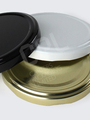 82mm Metal Jar Lids
