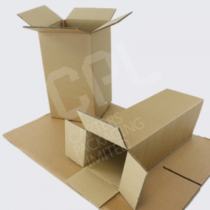 Bottle Boxes | Strong Double Wall Bottle Cartons