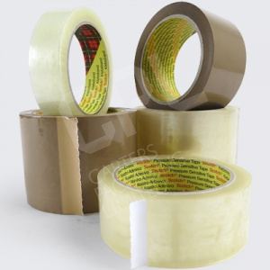 Hotmelt Polypropylene Tapes - 28mu
