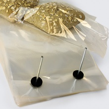 Micro-Perforated Polyprop Wicketed Bags