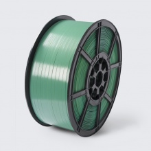 PET Extruded Strapping - Plastic Core