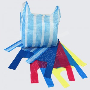 Vest Carriers | Polythene Carrier Bags