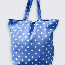 Vintage Polka Dot Cotton Bags