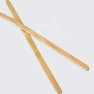 Wooden Stirrers: 5.5""