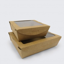 Vegware | Compostable Window Boxes