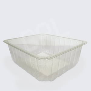 Recycled Clear Tray with Pad