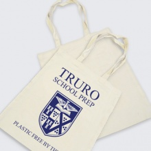 Cotton Tote Bags | Plain or Bespoke