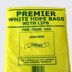 High Density Polythene Bags | HDPE 45g (11mic)