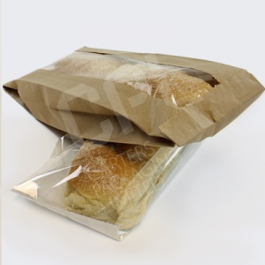 Film Front Bags Suitable for Food