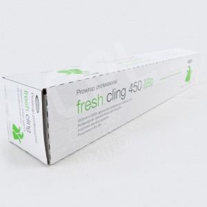 Cling Film - Clear Food Wrap
