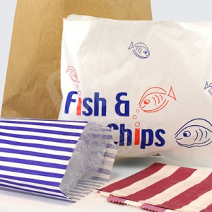 Paper Bags - Food Bags - Bags for Food Industry