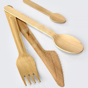 Wooden Cutlery | Eco-Friendly