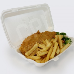 Fish and Chip Containers | Disposable Food Packaging
