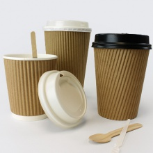 Takeaway Cups | Compostable & Disposable
