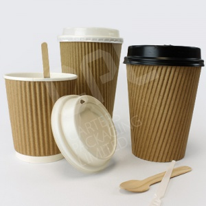 Ripple Cups | Takeaway Coffee Cups