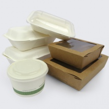 Hot Food Packaging | Disposable Takeaway Containers