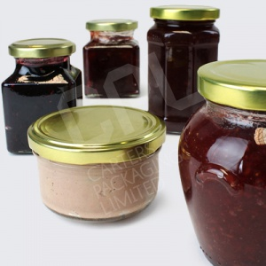 Food Jars | Wholesale New Empty Glass Jar Range