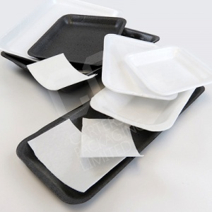 Polystyrene Trays and Meat Pads
