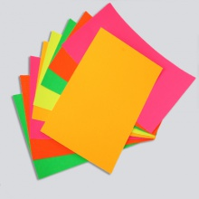 Fluorescent Card / Sheets