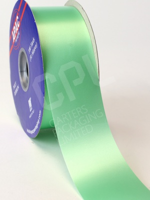 "Polyprop Light Green Ribbon 2"" x 100yds"