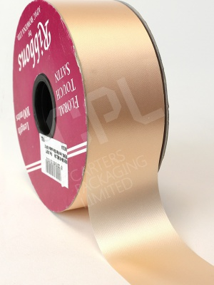 "Polyprop Melon Ribbon 2"" x 100yds"