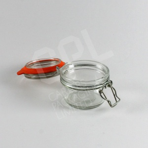 125ml Clip-Top Jar