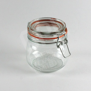 500ml Clip-Top Jar