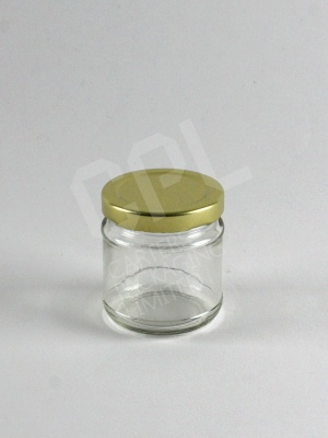 4oz Pan (113ml) Round Food Jar