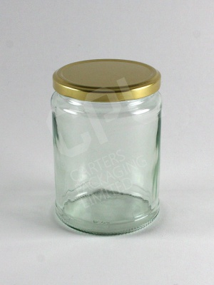 500ml Round Food Jar
