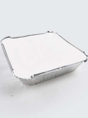 Foil: Lids for the R-0456 Tray: 236 x 236 x 50mm (Batch/200)